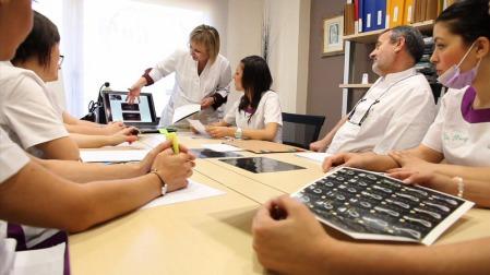 Clínica Dental Sant Boi Dr. Ruiz evolución de un paciente